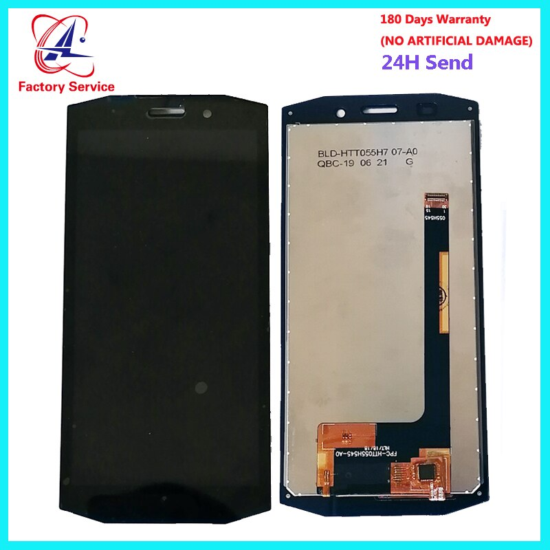 "Для оригинального Blackview BV5800 ЖК-экран дисплей + сенсорный экран дигитайзер сенсор сборка Замена 5,5 ""Android 8,1 BV5800 Pro"