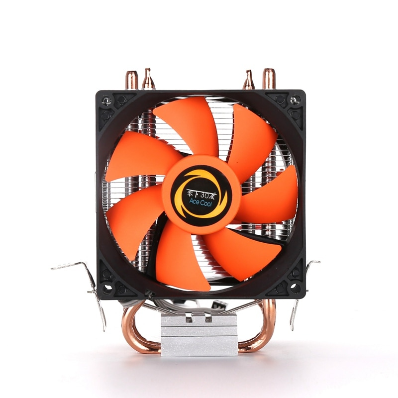 High Quality CPU Cooler Dual-tower Cooling 9cm RGB Fan Support 3 Fans 4PIN CPU Fan for Intel and For AMD Cpu Cooler