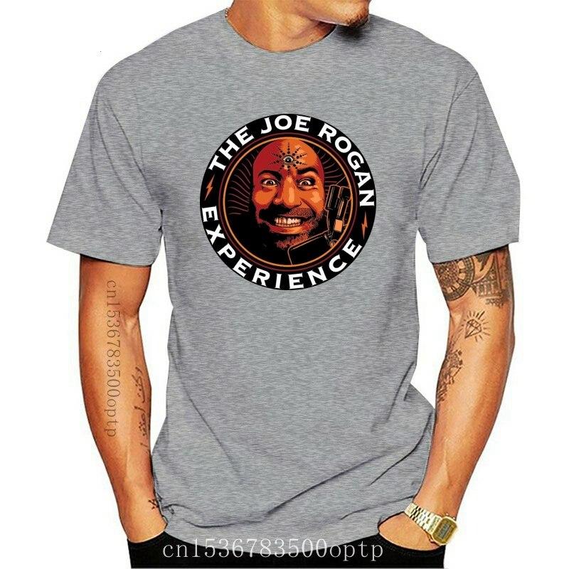 New The Joe Rogan Experience Black Tshirt S 5Xl