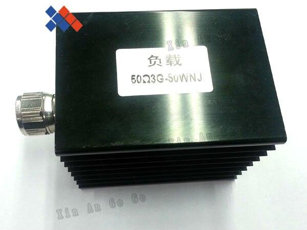 conector terminal do manequim da carga 50 ohm da tomada masculina de alta potencia