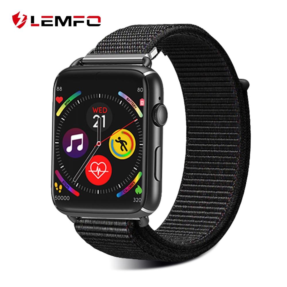 LEMFO LEM10 4G inteligente reloj Android 7,1 De 1,88 pulgadas 360*320 pantalla 3GB + 32GB GPS WIFI 780mah Batería grande Smartwatch teléfono