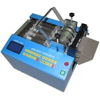 fully automatic pipe cutting machine silicone tube slicer cutting machine tape cutting machine machine accessories processing
