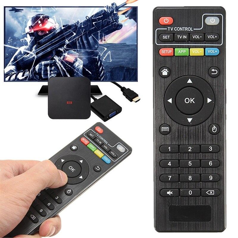 Control remoto para H96 MXQ MX Pro 4K T95M T95N Android Dispositivo de TV inteligente de Control remoto para Android Tv accesorios para cajas