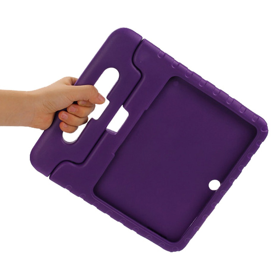 Para Samsung Tab 3 10,1 funda niños P5200 P5210 cubierta de mano para niños a prueba de golpes para Samsung Galaxy Tab 4 10,1 T530 T531 T535
