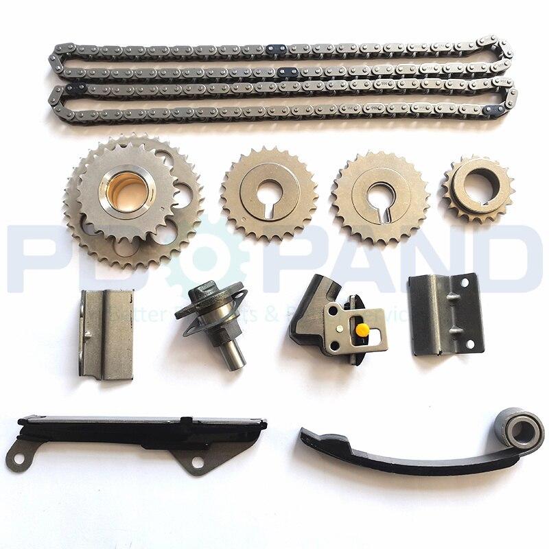 GA16DE Motor Distributieketting Distributie Spanner Kit Fornissan Nx Sentra/200SX 1.6L Dohc 16V 1597cc