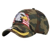 6 color baseball cap animal farm snapback caps for women patriotic embroidery american eagle and flag usa 3d dad trucker hat