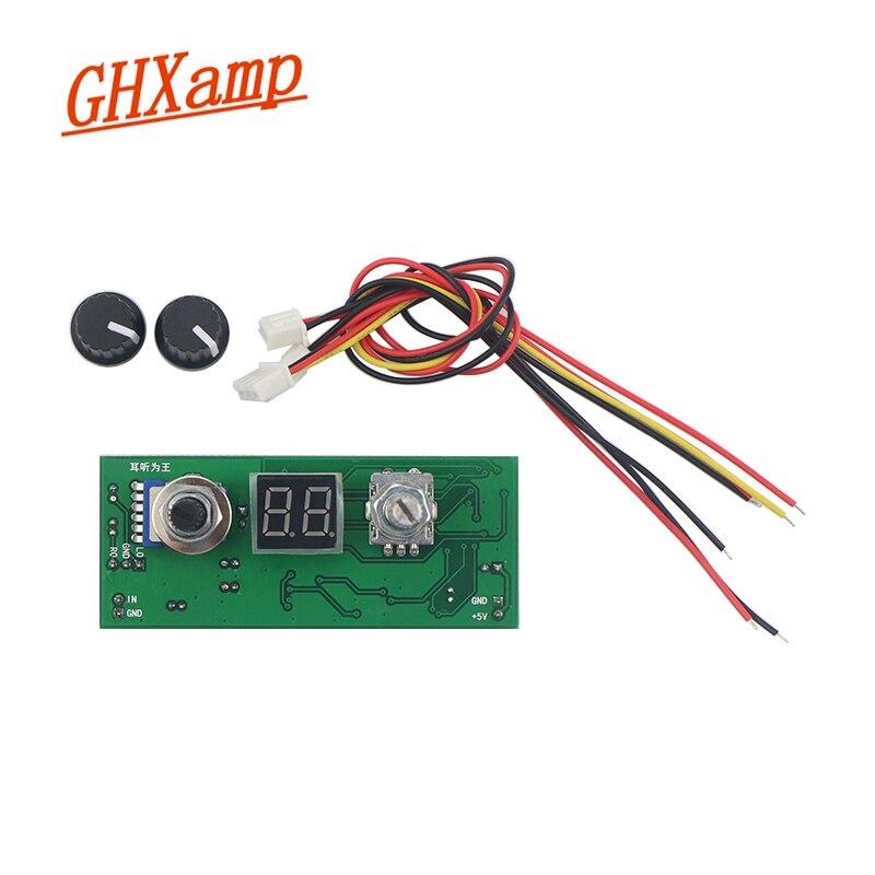 100 kinds effects DSP Digital Reverb module karaoke reverberation board mixer effect 0-99 New DC5V