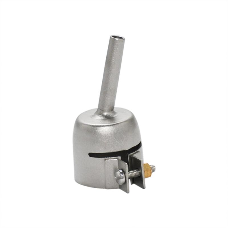 Pistola de ar quente de solda bico de aço inoxidável para acessórios de soldagem de vinil