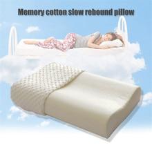 Best Hot Sale Sandwich Pillow Adjustable Memory Foam Pillow Sleeping Cervical Pillows for Neck Pain Neck Support TK-ing