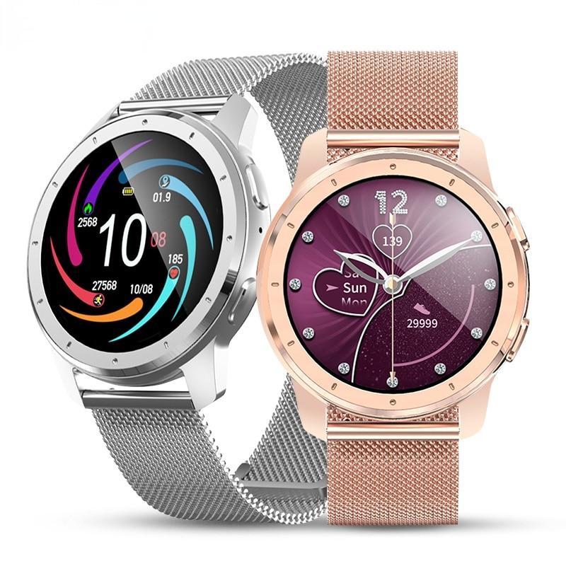 Original MX11 Smart Watch Men Women MP3 Player Bluetooth Call Heart rate Fitness tracker for IOS Samsung Huawei PK Watch gt 2e