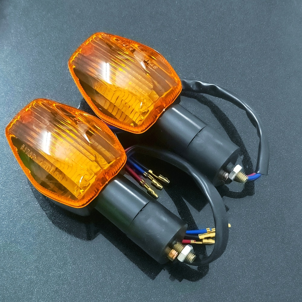 Фото - Motorcycle Turn Signals Lights Indicators For Honda CBR600 F4i/F5 CBR1000 RR CBR600 CB900 Hornet 919 CB900 CB400 05-up CB1300 for honda cb900 cb919f hornet900 2002