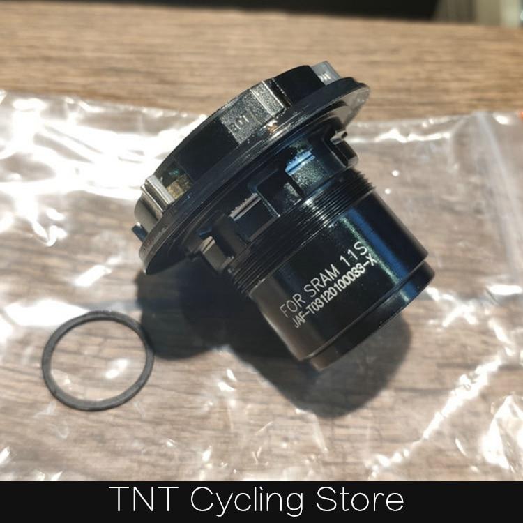 Novatec Cassette Body X6 Type Freehub Cassette Body  For Xd602sb Factor Hub