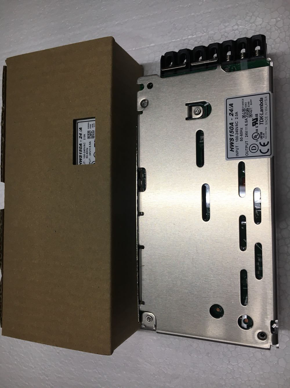 Free shipping HWS150A-24/A Switching power supply module