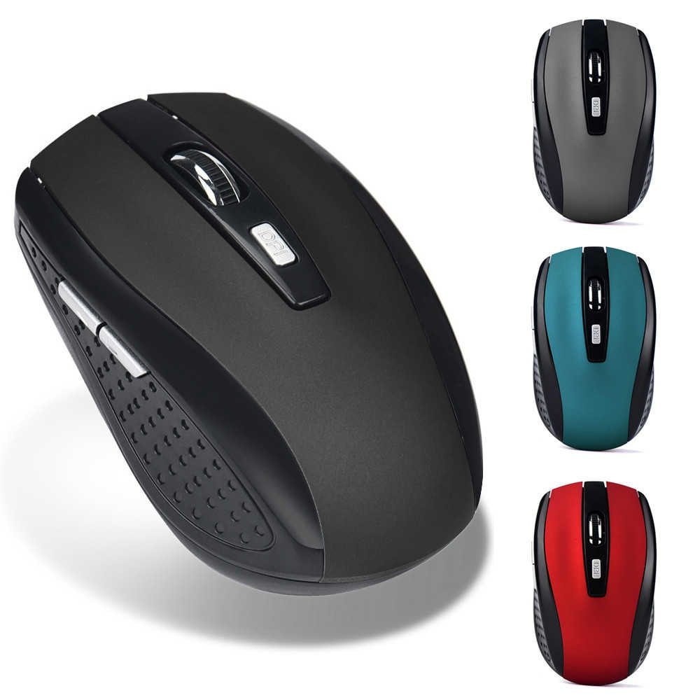 Mouse Gaming 2.4Ghz Wireless Mouse Usb Receiver Pro Gamer For Pc Laptop Desktop Computer Mouse For Laptop Computer