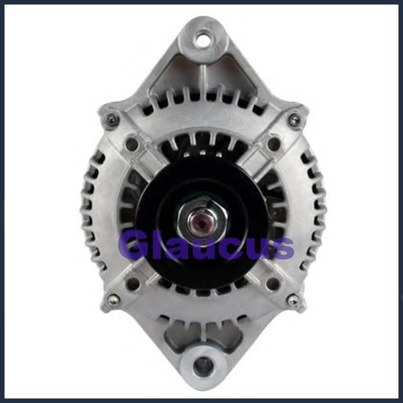 1RZ 2RZ 2RZE motor alternador generador para Toyota cuántica HIACE 1998cc 2.0L 2438cc 2.5L 1989-2005, 27060-75040 101211-0530