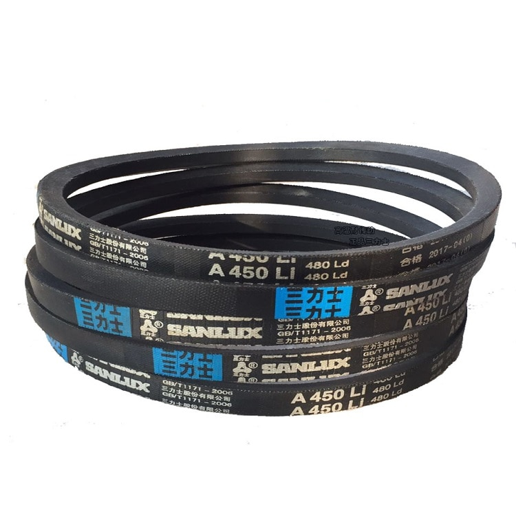 NEW 2Pcs/lot  A686 V-belt Driving belt Triangle belt for Bench drilling machine Packing machine