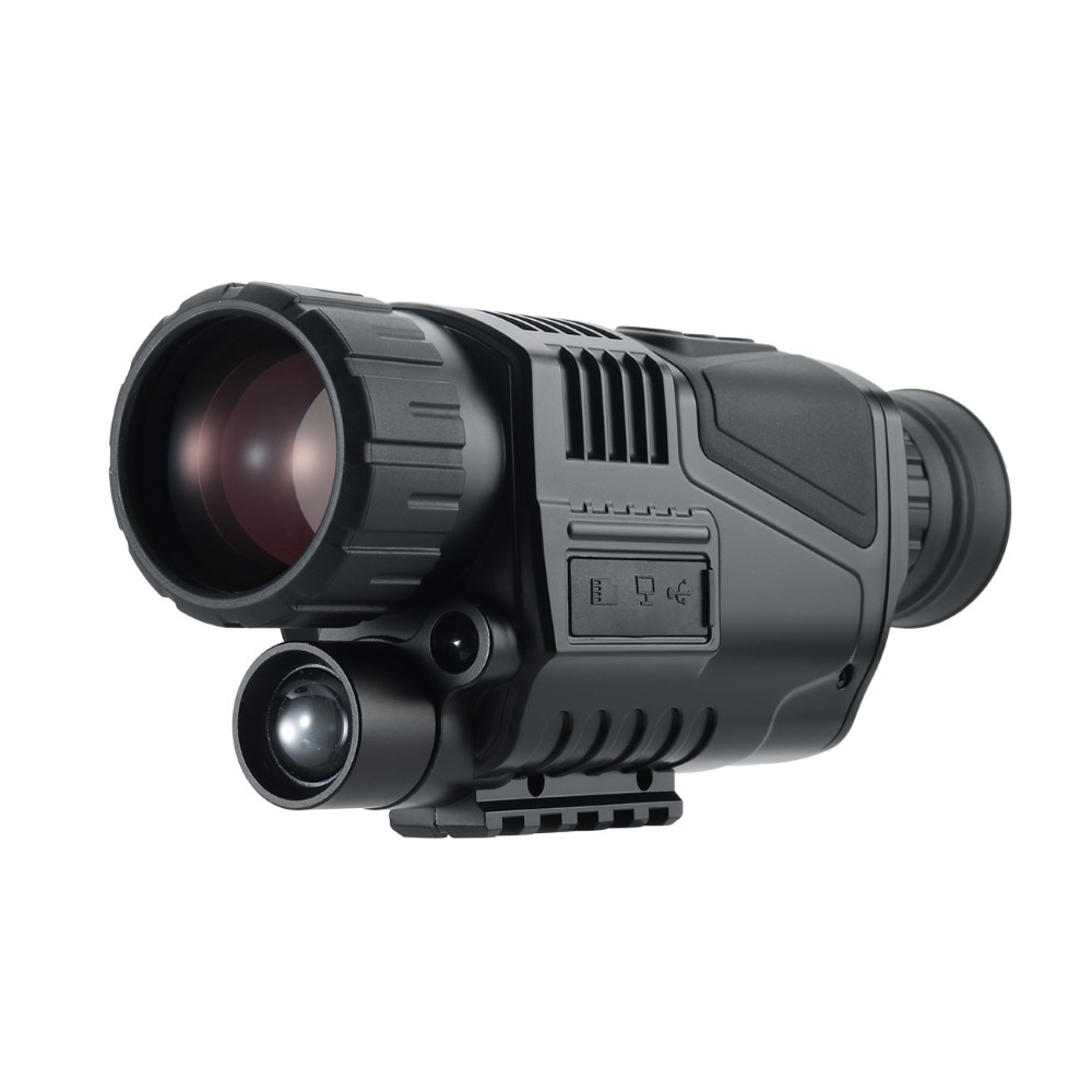 Hunting Night Vision Monocular Telescope HD Digital Infrared Monocular Take Photos And Videos Playback Function For Hunting