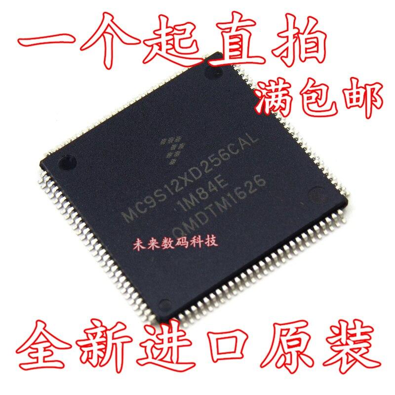 100% novo & original mc9s12xd256cal 1m84e cpu