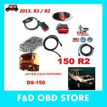 2019 최신 OBDII SCANNERds150 r2/r3 TCS C-DP 프로 Delphis Aut0com 자동차/트럭에 대 한 자동차 진단 도구 OBD2 OBD 2 OBD II 스캐너