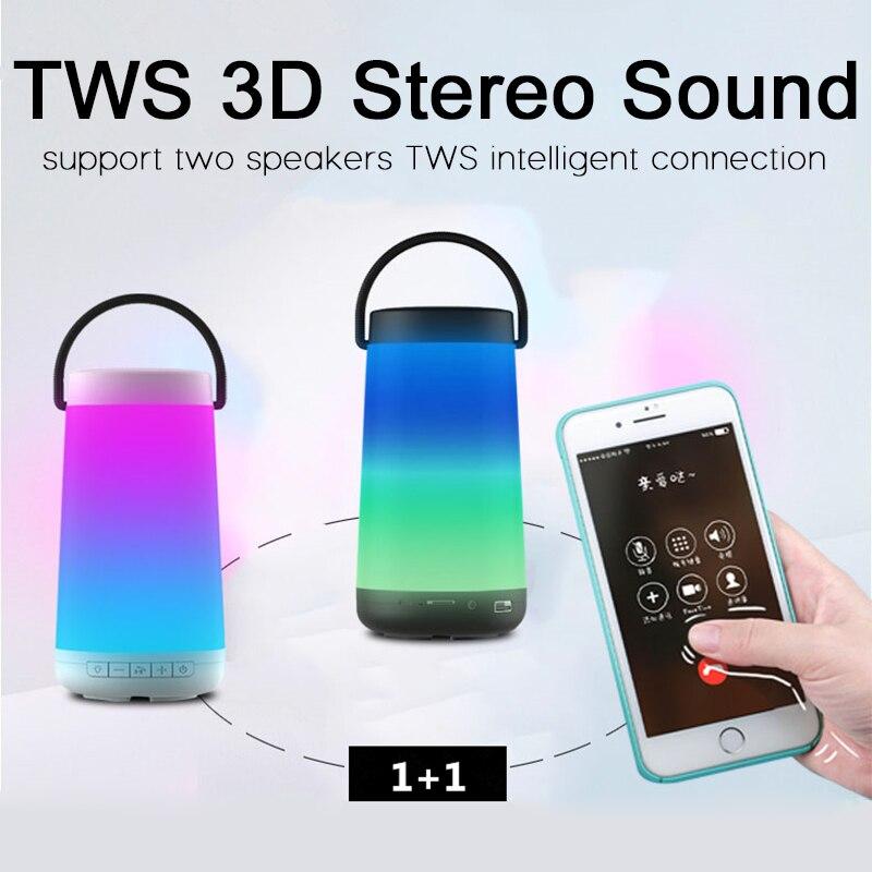 Altavoz estéreo con Bluetooth de alta potencia, barra de sonido portátil inalámbrica...