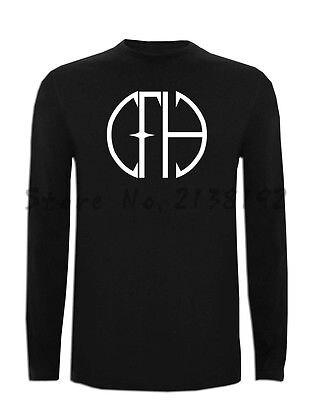 Camiseta CFH Manga Larga XL XXL L M S tamaños Pantera Cowboys del infierno Camiseta