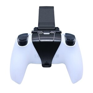Adjustable Bracket Mobile Cell Phone Stand Controller Mount HandGrip With Metal Frame For PS5 Gamepad