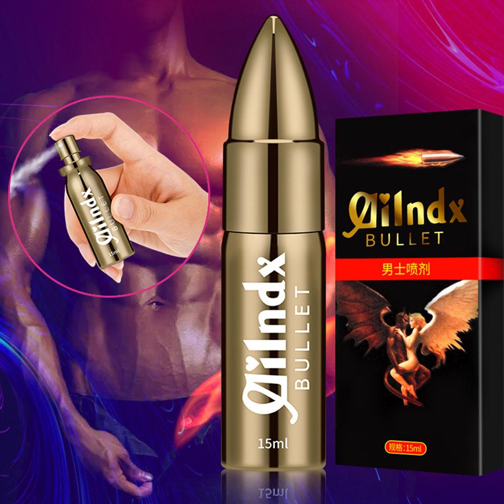 Пуля Задержка Спрей пенис удлинитель Виагра таблетки интимные товары анти-преждевременная для мужчин задержка увеличения пениса спрей для...