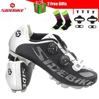 sidebike outdoor sapatilha ciclismo mtb cycling shoes men road bicycle shoes professional race self locking mountain bike sneake