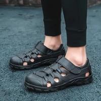 summer man sandals brand slippers for men 2021 loafers rubber male sneakers boy sandal shoe luxury clapper roman mens sneaker