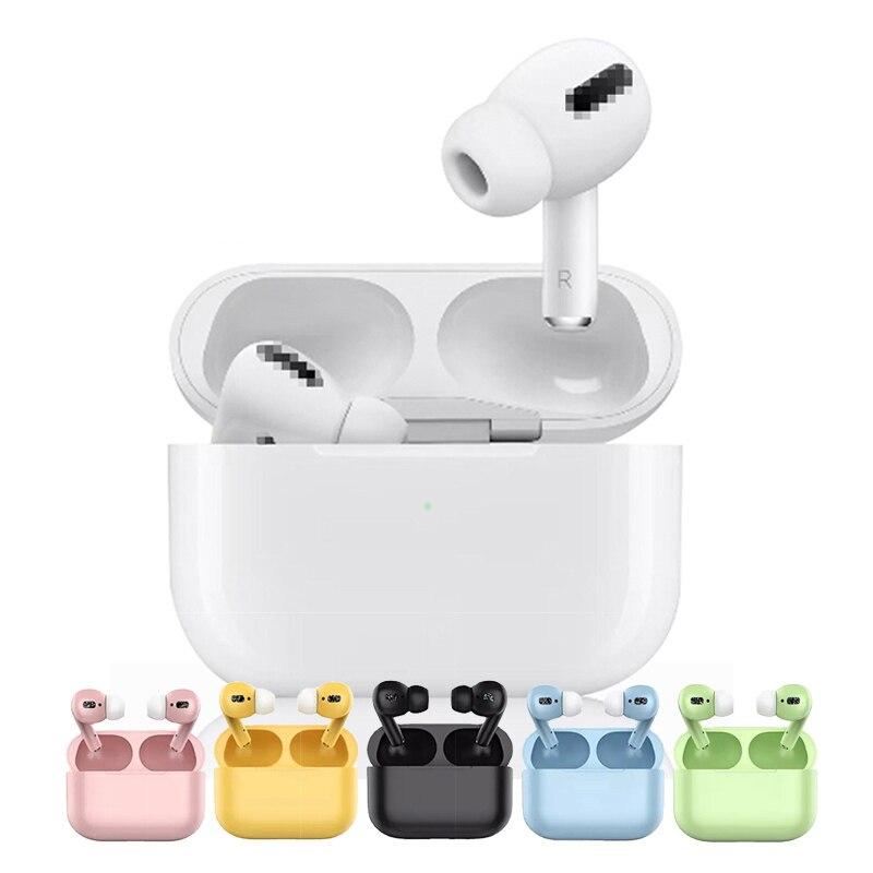 TWS auriculares para 3 Original 11 inalámbrico Bluetooth 5,0 auricular de Control táctil estéreo inalámbrico auriculares para Ipod Iphone Ipad