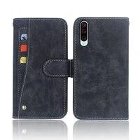hot x umidigi case high quality flip leather phone bag cover case for umidigi x with front slide card slot