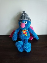 2020 Sesame street Dark Blue ELMO Grove Plush Toys Soft Stuffed Doll Boys and Girls Collection Toys Birthday Gifts