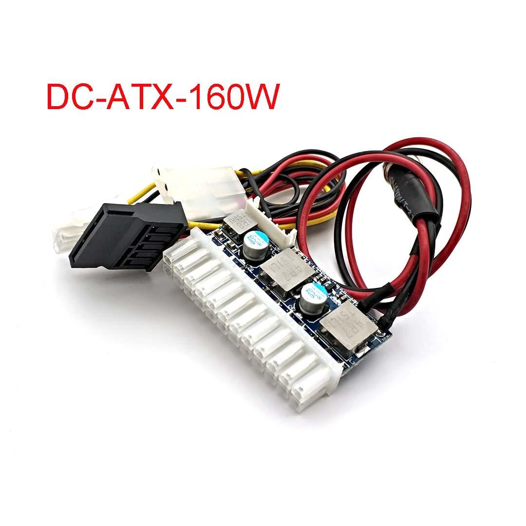 12V 180W 24Pin Durable Board Mini PicoPSU DC-ATX Power Module Accessories Computers Parts Supply Hig