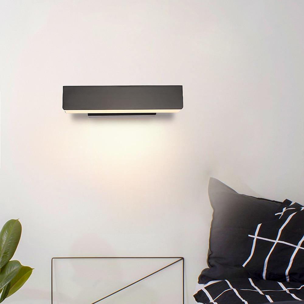 Hartisan الحديثة 350 درجة تدوير وحدة إضاءة LED جداريّة ضوء مرآة حمام مرآة حمام ضوء ل مرآة على الحائط غرفة نوم LED قطاع Sta