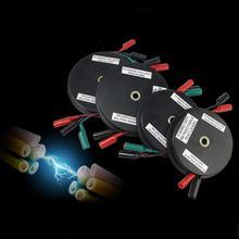 Проволочная катушка портативный практичный тест свинцовый аксессуар для ремонта автомобиля прочный три патрона выдвижной подключение Авто мультиметр расширение