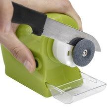 Swight aiguisoir de couteaux électrique   Professionnel, aiguisoir de couteaux motorisé tranchant, outil daffûtage rotatif pierre daffûtage