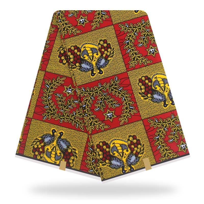Blesing 100% cotton new original wax fabric african print fabric tissue wax fabric wholesale