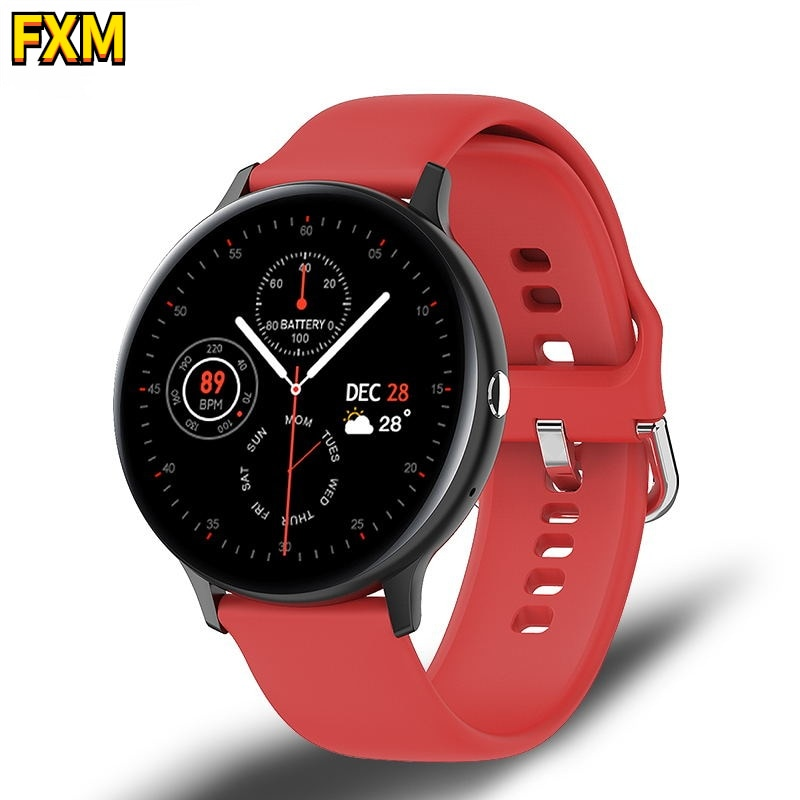 2021 Bluetooth Call watch Smart watch For men And women Full touch fitness tracker Blood pressure Smart clock ladies Smart watch