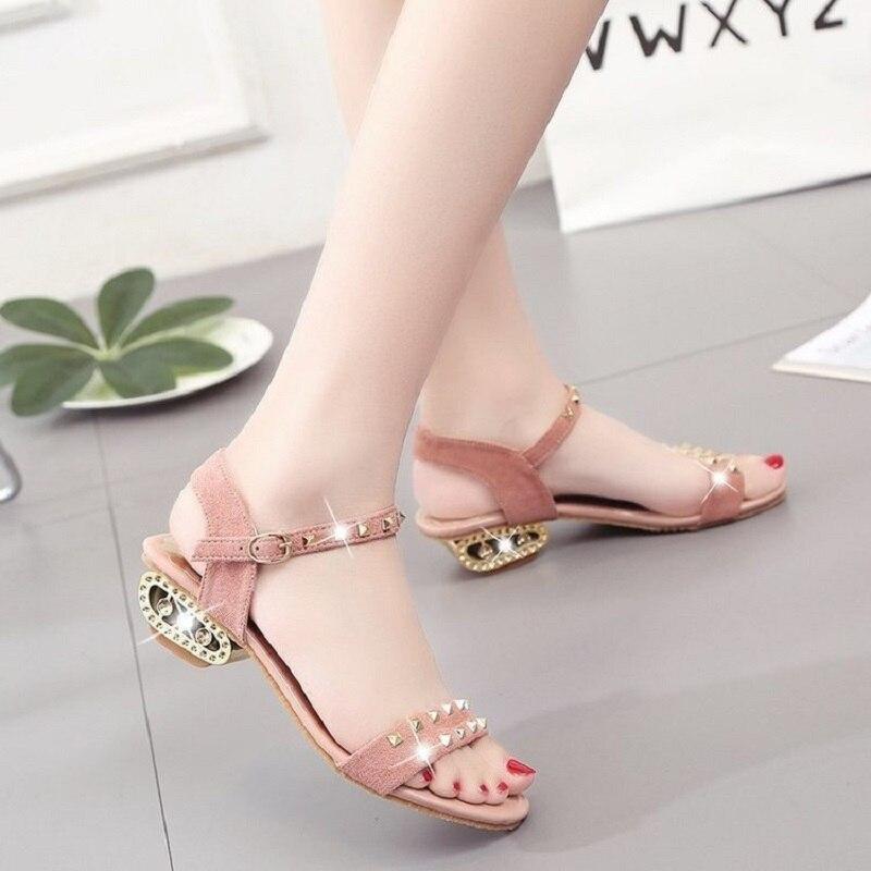 Women Sandals 2021 Summer Shoes Woman Dress Shoes Bling Weddging Shoes Black High Heels Pumps Ladies