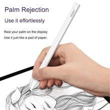 Stylet pour iPad crayon paume rejet stylet tactile pour iPad 9.7 2018 Pro 11 12.9 2018 Air 3 10.5 2019 10.2 Mini 5 pour Apple crayon