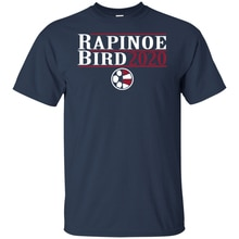 Rapinoe Bird 2020 الرجال النساء تيشيرت بأكمام قصيرة S 2Xl أنيق نقطة انطلاق مخصصة قميص