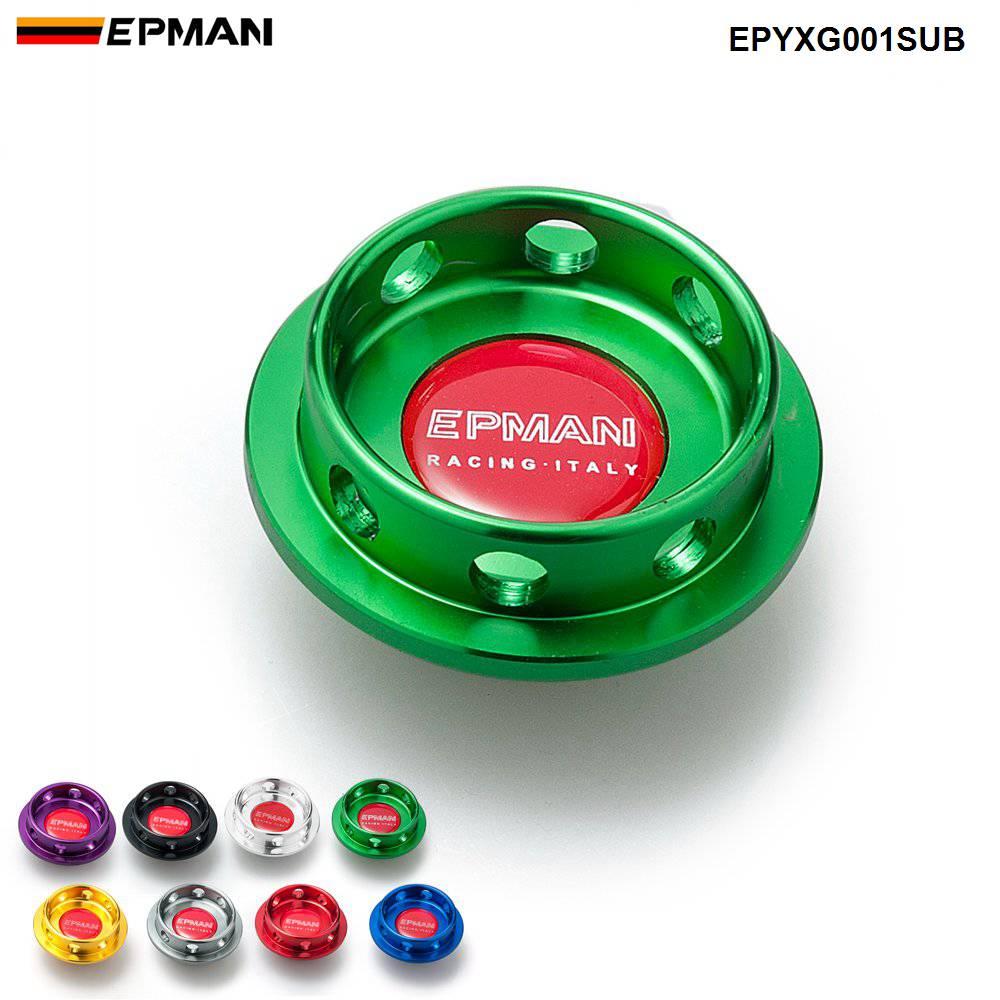 Nueva tapa de filtro de aceite de motor de palanquilla Edición Limitada EPMAN para SUBARU EPYXG001SUB