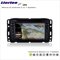 for gmc acadia 2012 2013 car android multimedia radio cd dvd player gps navigation audio video stereo system