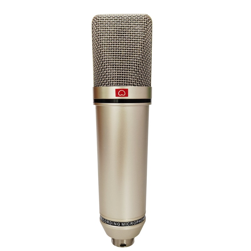 Recording Microphone U87 Microphone Condenser Professional Microphone For Computer Live Vocal Podcast Gaming Studio Singing enlarge