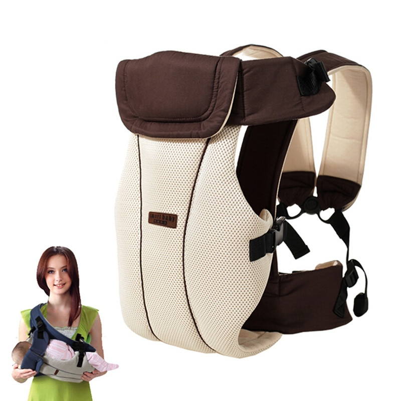 Baby Sling Breathable Ergonomic Baby carrier Front Carrying Children Kangaroo Infant Backpack Pouch Warp Hip Seat
