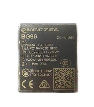 10pcs Quectel BG96MA-128-SGN Quectel  BG96 SMT Type   LTE Cat.M1/NB1 NBIOT & EGPRS Module 100% New&Original