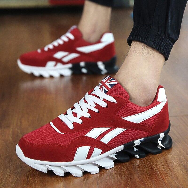 Zapatillas Deportivas transpirables para Hombre, Zapatos masculinos informales, De verano, 2021