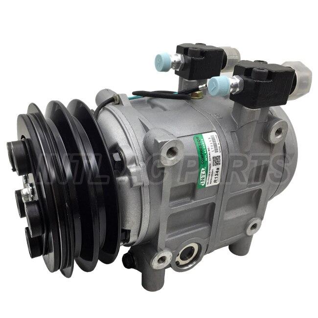 Compressor de ar do automóvel tm31/dks32/dks32c para o mini ônibus iveco webasto 24 v 240103024 500326851 1020663 de toyota