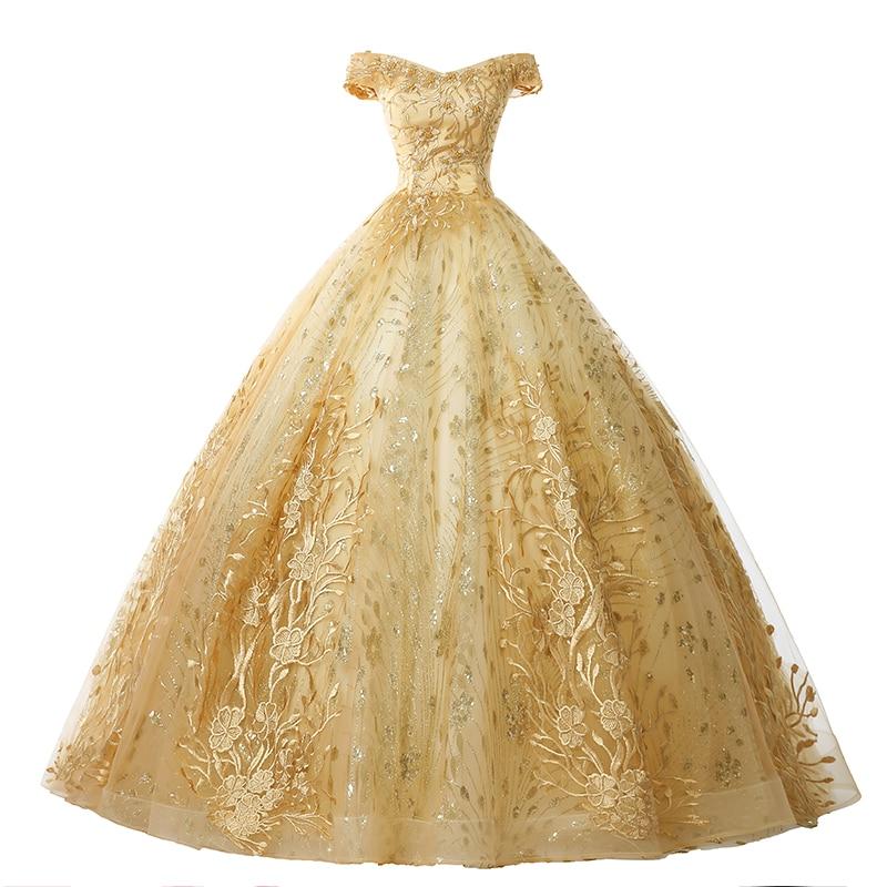 Quinceanera-فستان حفلة 2020 ، gryالشيفون ، ثوب كرة رسمي فاخر ، ثوب كرة عتيق ، Quinceanera