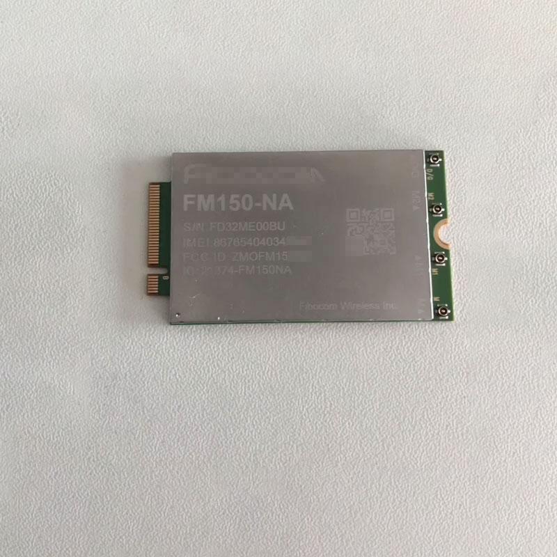 FM150-NA 5G M.2 Module Cat 20 WCDMA Sub-6GHz NSA & SA B2/B4/B5/B7/B12/B13/B14/B17/B25/B26/B29/B30/B66/B71